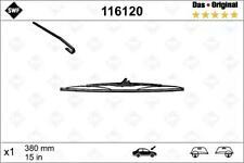 "SWF Wiper Blade 380 mm 15"" Fits AUDI DAIHATSU FIAT FORD MITSUBISHI VW MZ690104"