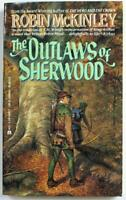 The Outlaws of Sherwood by Robin McKinley 1989, Ace Fantasy Paperback