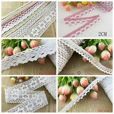 Delicate 3Yards Vintage Cotton Crochet Lace Trim Wedding/DIY/sewing/craft /Lace