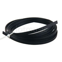 Black ABS Acoustic Guitar Binding Purfling Strip 5 Feet 1650 x 5 x 1.5mm