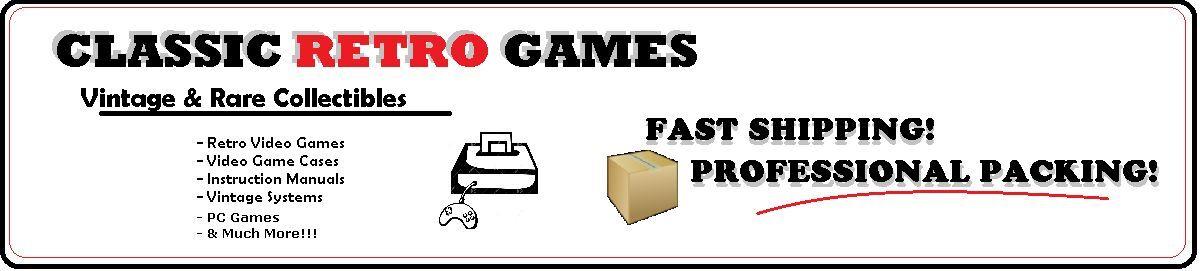 ClassicRetroGames