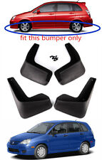 New Splash Guards Mud Guards Mud Flaps FOR 2002-2007 Suzuki AERIO LIANA BALENO