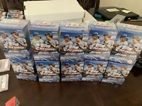 2020 Topps Chrome Baseball 10 BLASTER BOX RANDOM TEAM CASE BREAK 🔥 Luis Robert