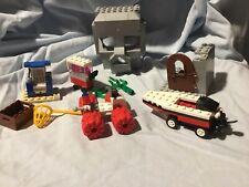 LEGO SPONGEBOB SQUAREPANTS Bikini Bottom Boat Net + PLUS PARTS Lot