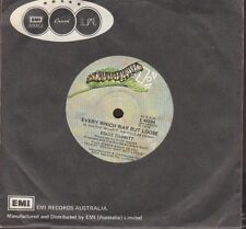 """Eddie Rabbitt - Every Which Way But Loose - 1978 7"""" single 45rpm"""