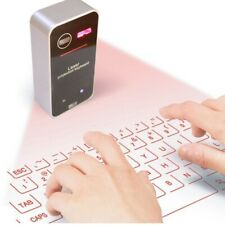 Portable Bluetooth Virtual Lasers Wireless Projection Keyboard for iPhone Lasers