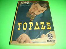 Topaze By Marcel Pagnol Vintage French Paperback