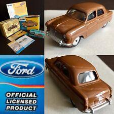 Corgi AN01101 Ford Consul Brown Anniversary Release Boxed