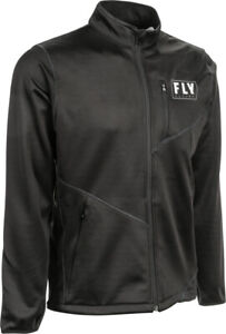Fly Racing Mid-Layer Jacket | Black | Choose Size