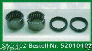 Kawasaki EN 454 LTD - Kit roulements bras oscillant - SAO-402 - 52010402