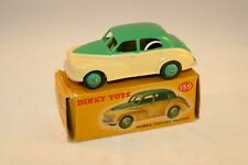 Dinky Toys 159 Morris Oxford 2 tone 99% mint in box great original condition