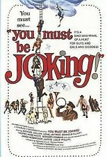 You Must Be Joking! (1965) DVD English Comedy - Michael Callan - VERY RARE OOP