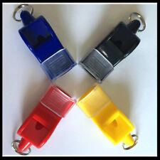 EDC fox40 Plastic Football Basketball Soccer Sports Referee Whistle