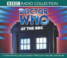 Dr Who AT THE BBC:A Journey back through the BBC Archives-New 2 CD-New Unplayed