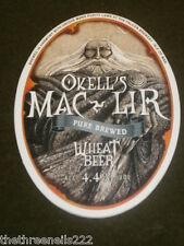 BEER PUMP CLIP - OKELL'S MAC-LIR