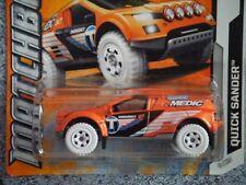 """Matchbox 2012 #079/120 rápida Lijadora Naranja """"transporte Médico"""" may12b"""