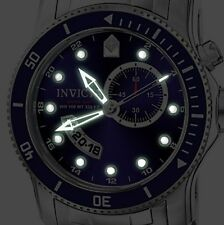 Invicta 6090 Scuba GMT Pro Diver Collection Stainless Steel Men's Watch