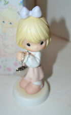"""2003 Precious Moments """"There's Always a Place in my heart"""" C0123 Charter Mib"""
