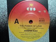 "Jennifer Rush ""The Power Of Love"" Great Oz 7"""