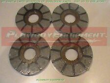 AM1967T Brake Disc Set Of 4 for John Deere 1010 320 330 40 420 430 AT13068