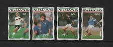 Tanzania 1990 World Cup Football SG 789/92 MNH
