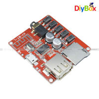 Bluetooth 4.1 Audio Decoder MP3 Player Board Micro USB TF SD Card Module 3.7-5V