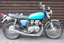 Honda CB550 CB 550 F Super Sport US BARN FIND *Mega Rare*