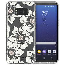 Kate Spade New York Hardshell Case Samsung Galaxy S8 Clear Floral KSSA-033-HHCCS