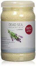 AHAVA Dead Sea Essentials Calming Lavender Dead Sea Bath 32oz. Mineral Salts