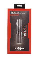 Surefire EB1C-B-BK Backup Click Switch 5/300 Lumen Dual-Output LED Flashlight