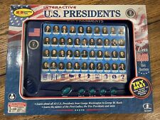 K&B Learning Toys Interactive U.S. Presidents 2001 Great Condition 43 Presidents