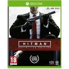 Hitman Definitive Edition - Xbox One - Brand New & Sealed