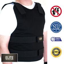 Anti Stab Knife VEST Concealed bulletproof KEVLAR Body Armor Level 3A L Large