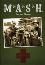 MASH TV Complete Eleventh Season 11 Eleven Series DVD Set of Episode Show Volume