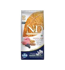 Farmina N/D Low Grain Medium Adult Agnello e Mirtilli 12 kg .