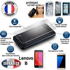 Protection d'Ecran en Verre Trempé Contre les Chocs pour Lenovo B