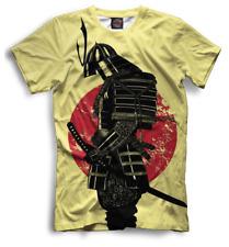 Samurai NEW t-shirt Sport Samurai Armor Japan 344789