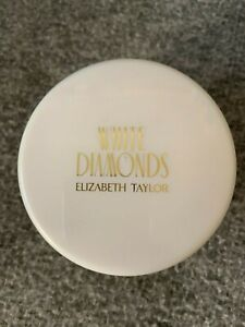 White Diamonds by Elizabeth Taylor Perfumed Body Powder 1.25 oz