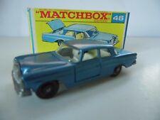 Matchbox / Lesney Mercedes 300 SE Coupe 46