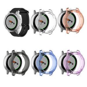TPU Smart Watch Cover Case Screen Guard for Garmin vivoactive 4S Smart Watch
