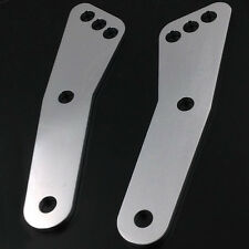 Motorcycle Lowering Links For Honda CBR600F2/F3/F4i CBR1100XX 1997-2003 Silver