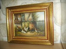 Bild Gemälde handgemalt Mönch mit Weinkrug von Leonhardt Winkler