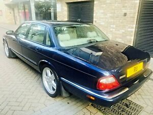1998 Jaguar XJR 4.0 V8 Supercharged 66,000, 2 Owner Low Mileage X308