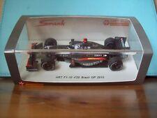 1/43 Spark HRT F1-10 #20 Christian Klein Brésil GP 2010