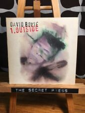 Outside by David Bowie (CD, Sep-1995, Virgin)