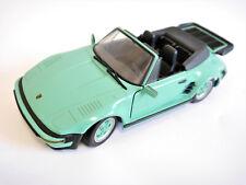 Porsche 911 930 Turbo Cabriolet Convertible SLANT NOSE Flachschnauze Revell 1:18