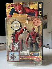 NEW MARVEL LEGENDS TOYBIZ PIZZA LAUNCHING SCOOTER SPIDER MAN ACTION FIGURE! s180