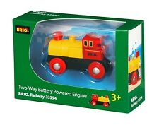 BRIO Two-Way Battery Powered Engine Train