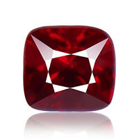 Flawless Spinel 0.54ct aaa intense red color 100% natural earth mined from Burma