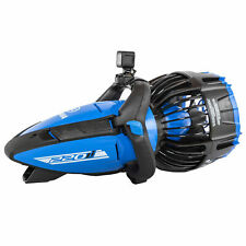 Yamaha Professional Dive Series 220Li Seascooter, Metallic Blue/Black (Open Box)